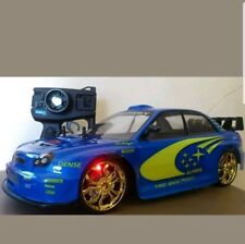 Subaru Scooby Radio Remote Control Car 1/10 RC Rally Championship