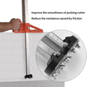 Gipskartonschneider Hand Push Trockenbau Schneiden Artefakt Werkzeug Ausverkauf