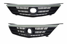 MAZDA 626 GF/GW  11/1999-8/2002 GRILLE BLACK & CHROME