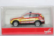 1//87 Herpa BMW x3 Nef servizio di soccorso Märkischer CERCHIO 047135