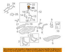 TOYOTA OEM 05-15 Tacoma 4.0L-V6 Fuel System-Plate 7702404010