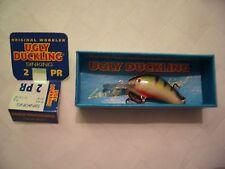 Kunstköder Ugly Duckling 3 PR 3 cm 1,5g floating neu ovp Wobbler Forellenköder