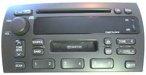 DELCO (GM) Cadillac AM/FM/Cass/CD  #09380806