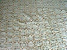 Handmade Crochet  Tablecloth 64 x 112 nice design