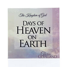 The Kingdom of God - Days Of Heaven On Earth By Gloria Copeland - MP3 CD - NEW