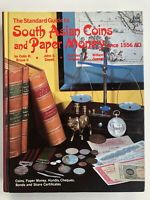 The Standard Guide to South Asian Coins and Paper Money- First Edition Hardcover