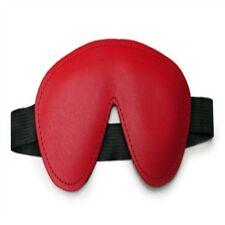 KinkLab Bondage Padded Leather Blindfold The Stockroom
