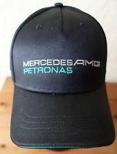 Mercedes AMG Petronas Baseball Cap  Lizenz Ware in schwarz NEU