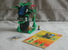 Lego 6054 Forestmen's Hideout Waldversteck - Komplett mit Anleitung