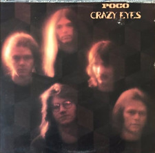 POCO - Crazy Eyes (LP) (VG/G++)