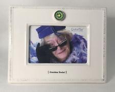 Grasslands Road Grandma Rocks Picture Frame Ceramic 4x6 Gift Frame