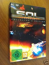 SOL EXODUS Collectors Edition (sealed) PC,2012 NEW German Version