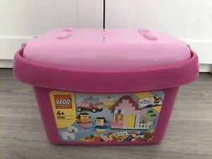 LEGO Pink Brick Box (5585)- EMPTY BOX - Fab!