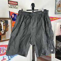 Aero Tech Designs Baggy Padded Cycling Biking Shorts Gray Men's 3XL USA Made