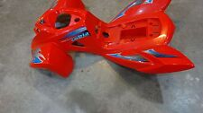 DINLI DL503 COBIA PLASTIC FENDER BODY  F130001 RED YELLOW  RARE NEW