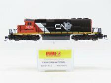 Z Scale Micro-Trains Mtl 97001151 Cn Railway Sd40-2 Diesel #5379 - Does Not Run