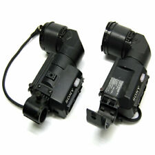 (Lot of 2) Sony DXF-601 and DXF-801 Electronic Viewfinders for Camcorder Cameras