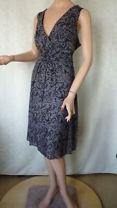 SIZE- XL/16, JACQUI-E Beautiful Stretch Mesh Dress.