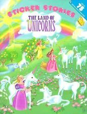 Sticker Stories: The Land of Unicorns by Nancy Sippel Carpenter (1999,...