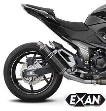 SILENCIEUX EXAN X-GP CARBONE KAWASAKI Z800 E 2013/16 - K318ETO-C