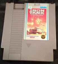Iron Tank (NES) Original Nintendo Cartridge Only