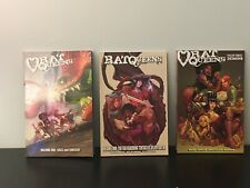 Rat Queens Vols 1 - 3, graphic novel/trade paper back, Shipping Included