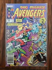 Avengers 246 NM-First Appearance of Maria Rambeau