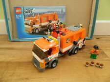 Lego City – 7991 Recycle Truck – Complete – Instructions - Retired Set - 2007