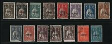 Portugal - 1912-13 Azores - Ceres - Complete Set - Used