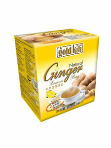 Natural Ginger with Lemon packaged 20 sachets (sachets)