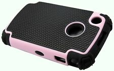 For Black Berry Curve 8520 / 9300 rugged hybrid triple layer case BB blackberry