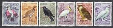 YUGOSLAVIA 1972 **MNH  SC# 1102 - 1107  The Birds