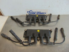 Fiat 500 08-15 1.2 8v Petrol Coilpack and leads Coil pack 55200112
