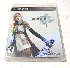 EUC Final Fantasy XIII:(Sony PlayStation 3, 2014) 13 PS3 game