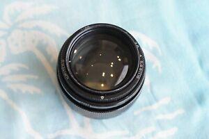 JUPITER-9 85mm lens for M42 for Zenit Pentax Practica