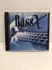 Bass X Volume II Heir Wave Audio CD Jazz Liquid 8 Records Vonnie Flying Home