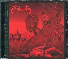 SABBAT ...For Satan And Sacrifice... METALUCIFER JAPANESE BLACK THRASH METAL