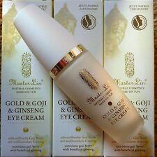 Master Lin Gold & Goji & Ginseng Eye Cream, 15 ml, TCM-basierte Augencreme