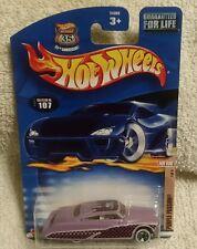 Hot Wheels 2002 Hot Rod Magazine Series Purple Passion 1/4