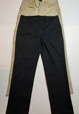Lot of 3 Pants Khaki Pants Cargo Pants Mens Size 40 X 34