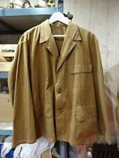 ancienne veste de chasse moleskine SOMLYS  état neuf ancien stock