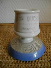 pyrogène ancien faïence publicité Duchesne porcelaines cristaux bistrot tobacco