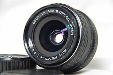 SMC Pentax 24mm F/2.8 MF Wide Angle Prime Lens for K-Mount SN6080416 from Japan