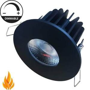 Downlight LED Fixed Fire Rated Ceiling IP65 Kitchen Cabinet Ceiling Spot Light