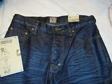 PRPS Baracuda Blue Resin 6 month Wash Jeans NWT $200 Style # E65P61X