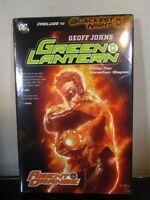 Green Lantern Agent Orange by Geoff Johns Hardcover DC Comics~