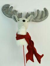 """Reindeer Christmas Pick - 24"""""""
