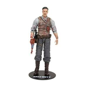 NEW McFarlane Toys Call of Duty Black Ops 4 Zombies Action Figure Richtofen 15cm