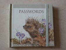 Gorgeous WRENDALE Internet Password Book - NEW