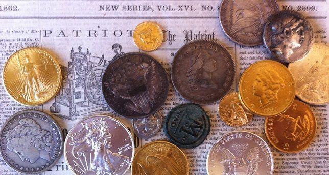 Gibraltar Coins and Precious Metals